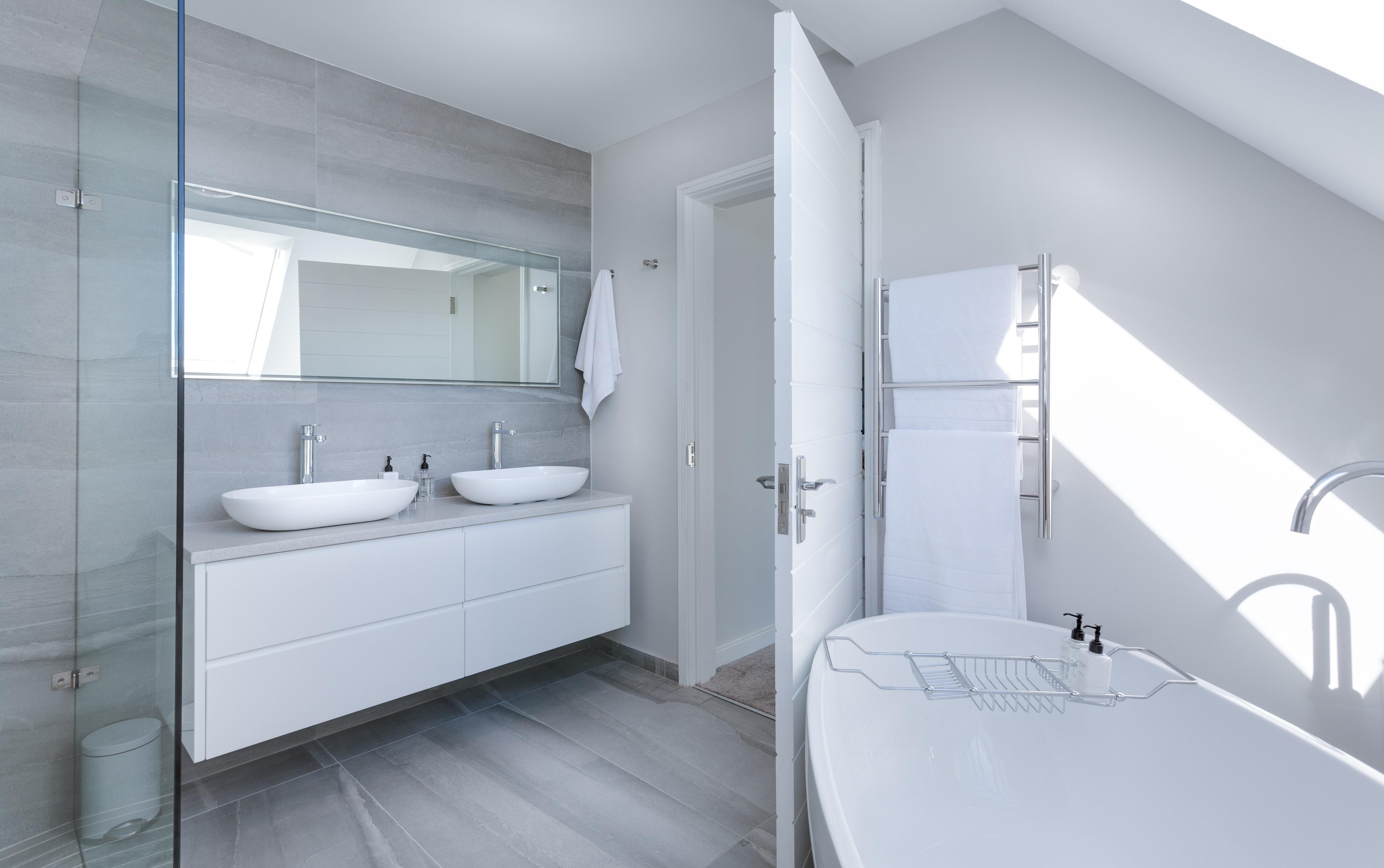 5 Astuces pour reformer la salle de bain sans faire de travaux