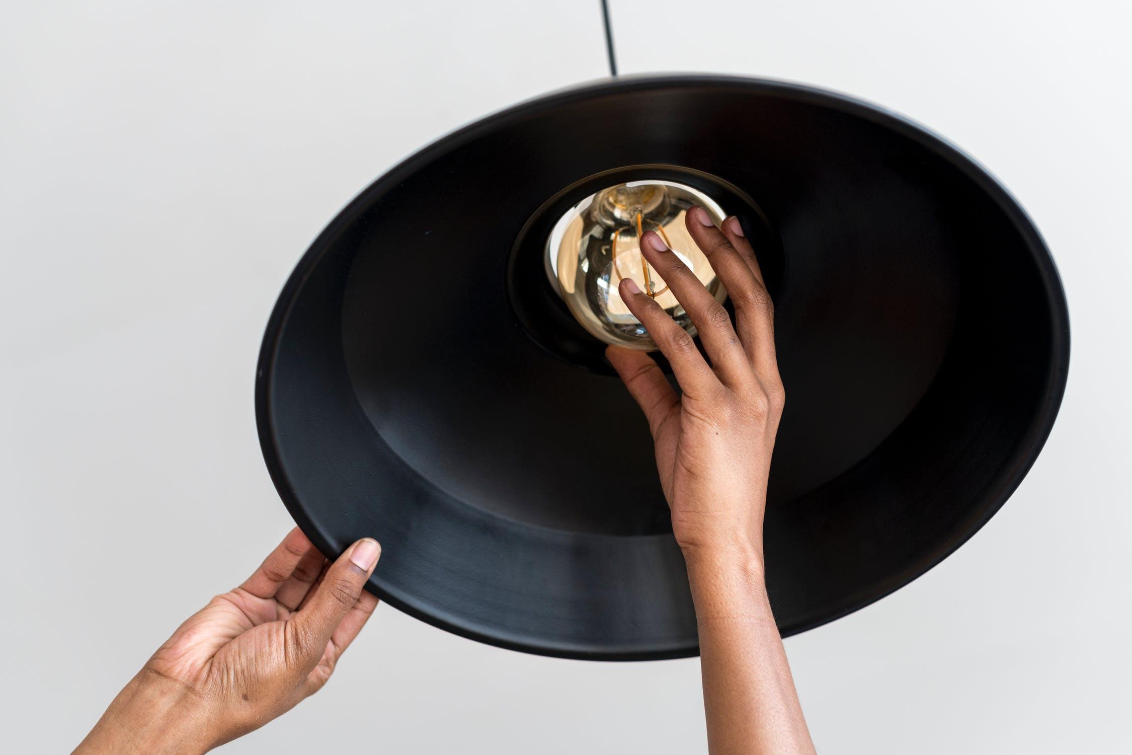 Cómo instalar una lámpara