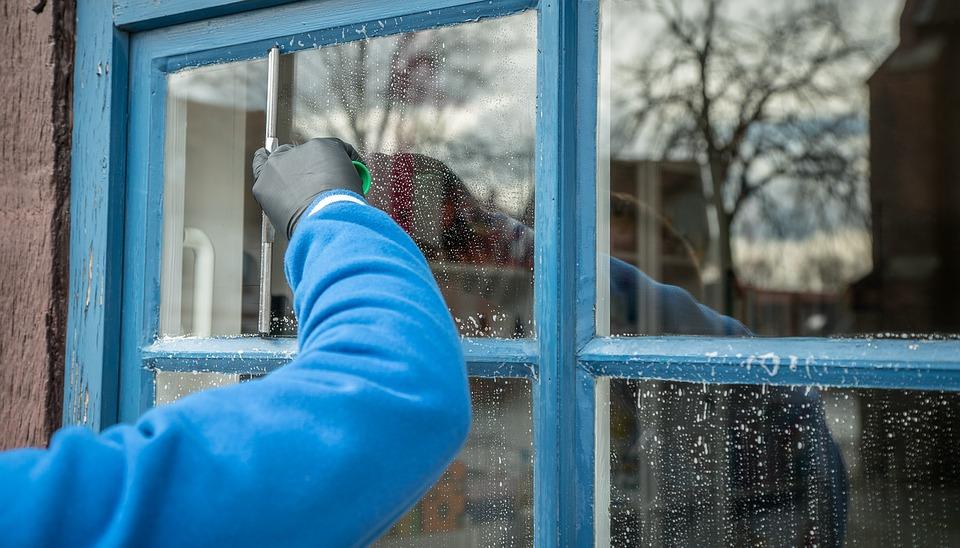 Cómo limpiar la ventana