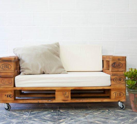Como Hacer Un Sofa.Consejos Para Hacer Un Sofa Con Palets Espana