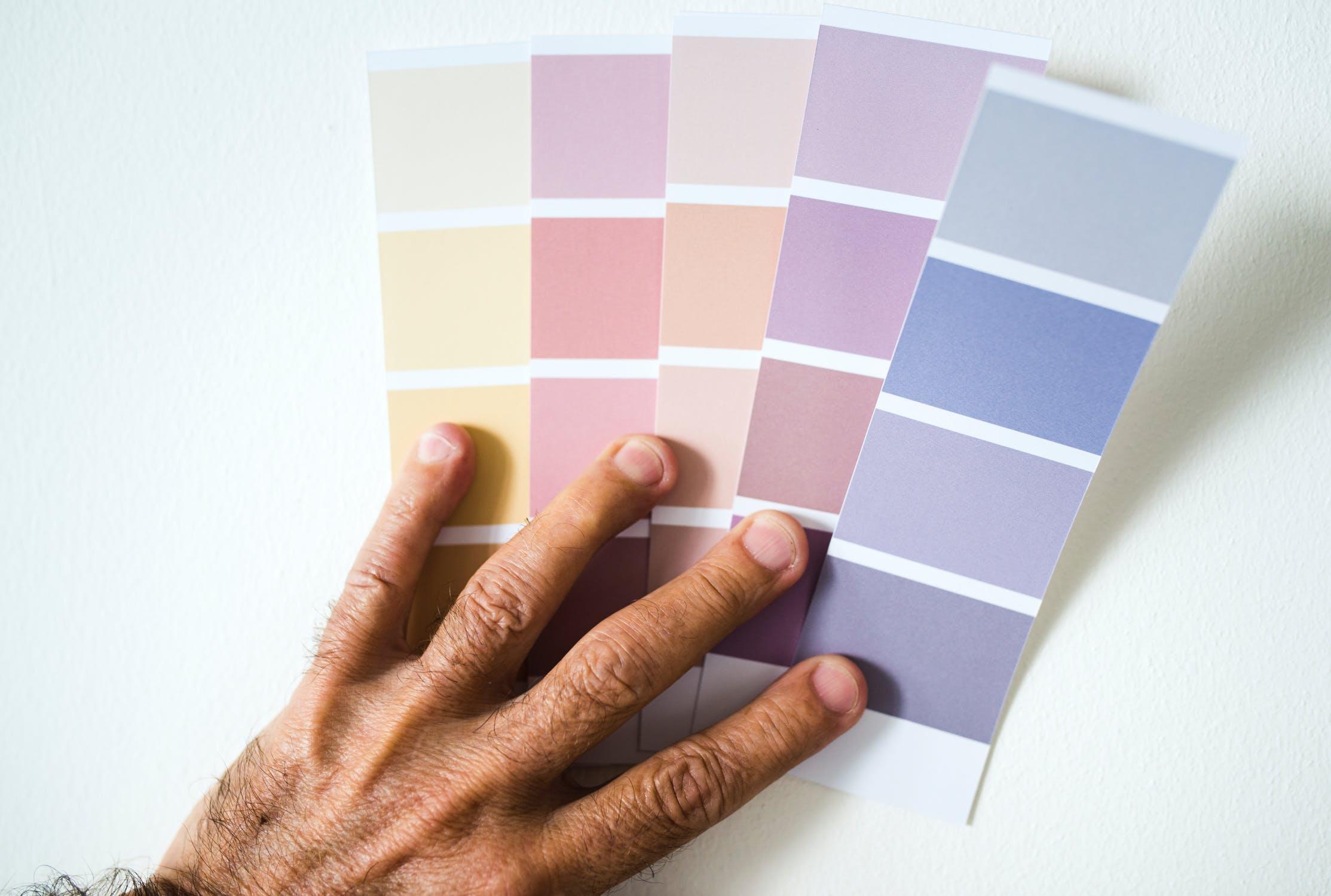 Cómo escoger el tipo de pintura